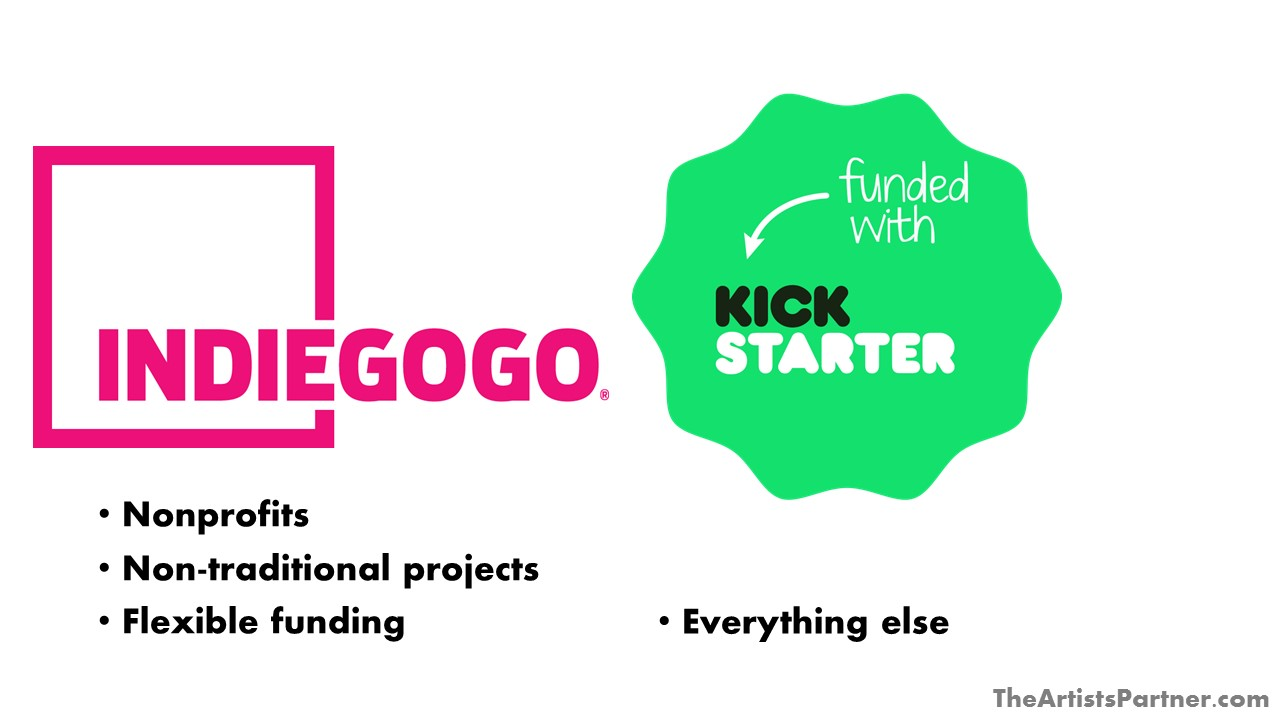 How to succeed at crowdfunding: Kickstarter vs. Indiegogo | The ...
